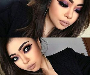 beauty, makeup, and pretty image