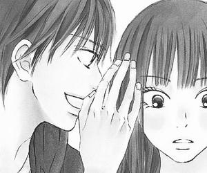 kimi ni todoke, anime, and sawako image