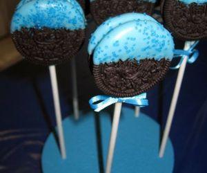 oreo and blue image