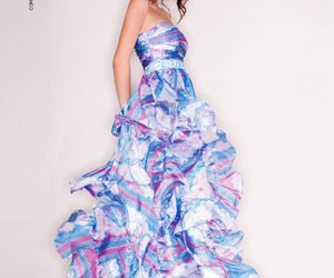 fashion, vestidos, and colors image