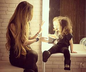 celebrity mom image