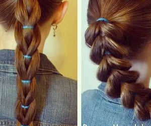 diy, idea, and hair image