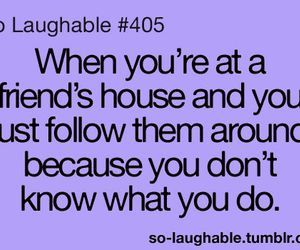 funny and house image