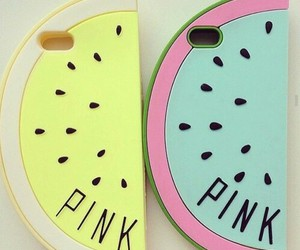 case and watermelons image