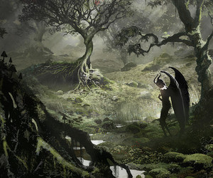 maleficent and movie image