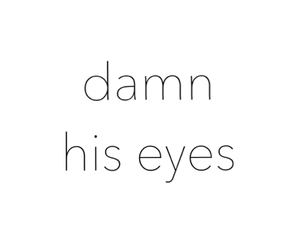eyes, boy, and damn image