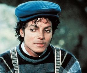 michael jackson, king of pop, and say say say image