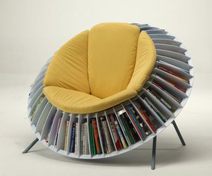 book and chair image