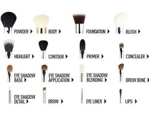 Brushes, face, and helpful image