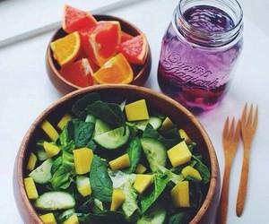 comida, salud, and fitness image