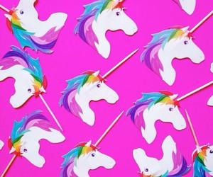 unicorn and cute image