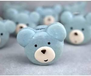 blue, bear, and cute image