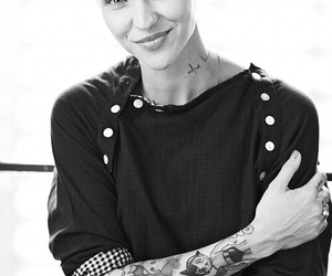 ruby rose, tattoo, and rubyrose image