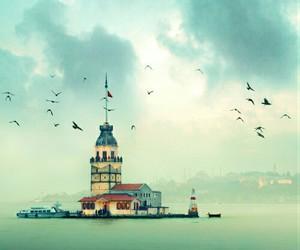 istanbul, turkey, and sea image