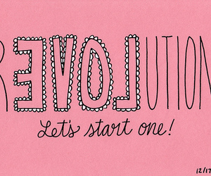 draw, revolution, and pink image