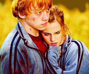 hermione granger, weasley, and granger image