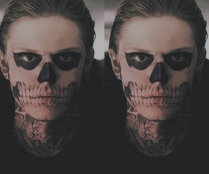 tate, ahs, and evanpeters image