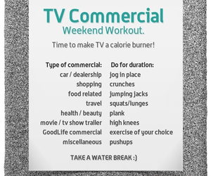 commercial, health, and shape image