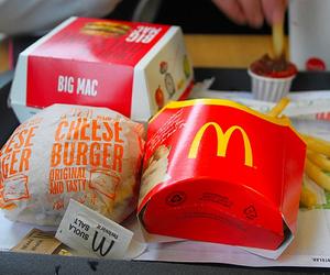 cheeseburger, cool, and mc donalds image