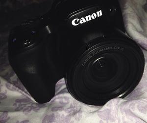 cameras, canon, and canon camera image