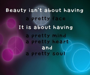 beauty, face, and heart image