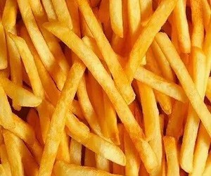 food, French Fries, and fries image