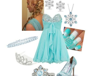 fashion and frozen image
