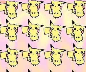 wallpaper, pikachu, and background image