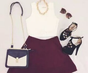 outfit and casusl image