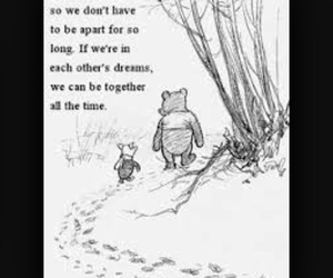 Dream, piglet, and quotes image