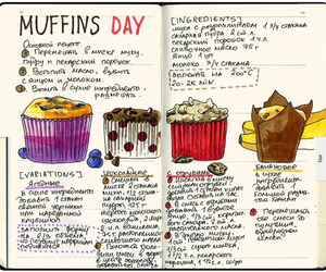 art and muffins image
