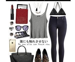 bralette, fashion, and outfit image