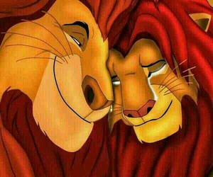 simba and mufasa image