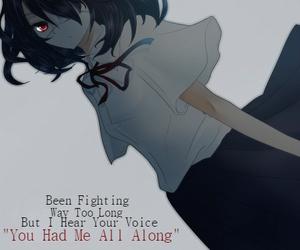 anime, anime girl, and eyepatch image