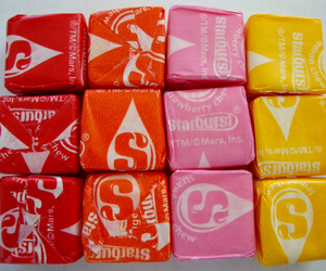 candy and starburst image