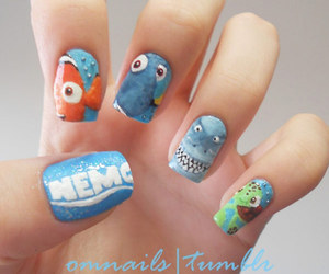 nails and nemo image