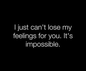 love, feelings, and impossible image
