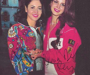 lana del rey, marina and the diamonds, and singer image