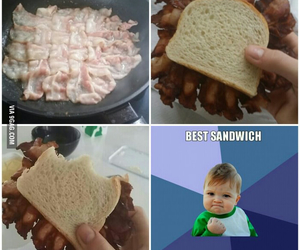 bacon, Best, and breakfast image