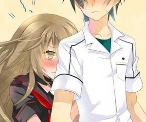 ookami ryouko and ryoushi minoru image