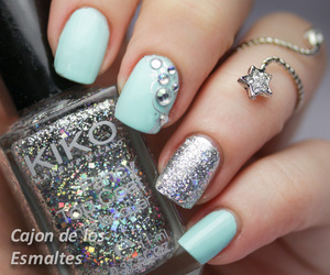 nails, beauty, and chic image