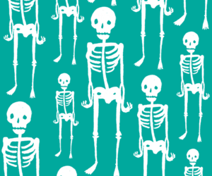 wallpaper, skeleton, and background image