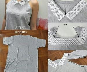 diy and t-shirt image
