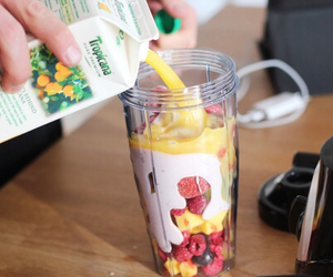 food, fruit, and juice image