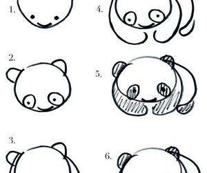 37 images about easy drawings on we heart it see more about drawing draw and art - Dessin facile a reproduire par etape ...
