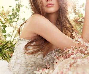 beautiful, bride, and bridal image