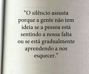 frase, português, and pensamento image