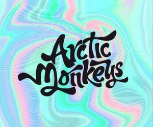 arctic monkeys, wallpaper, and colorful image