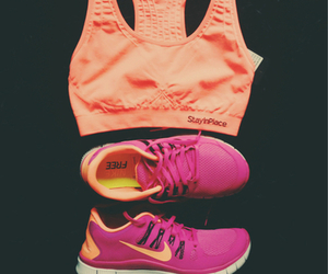 fitness, fitspo, and nike image
