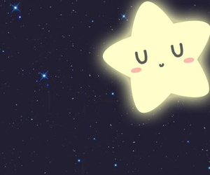 stars, wallpaper, and cute image